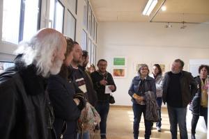 """Presentación de la exposición de Javier Puertas """"Naturalezas Fotográficas"""""""